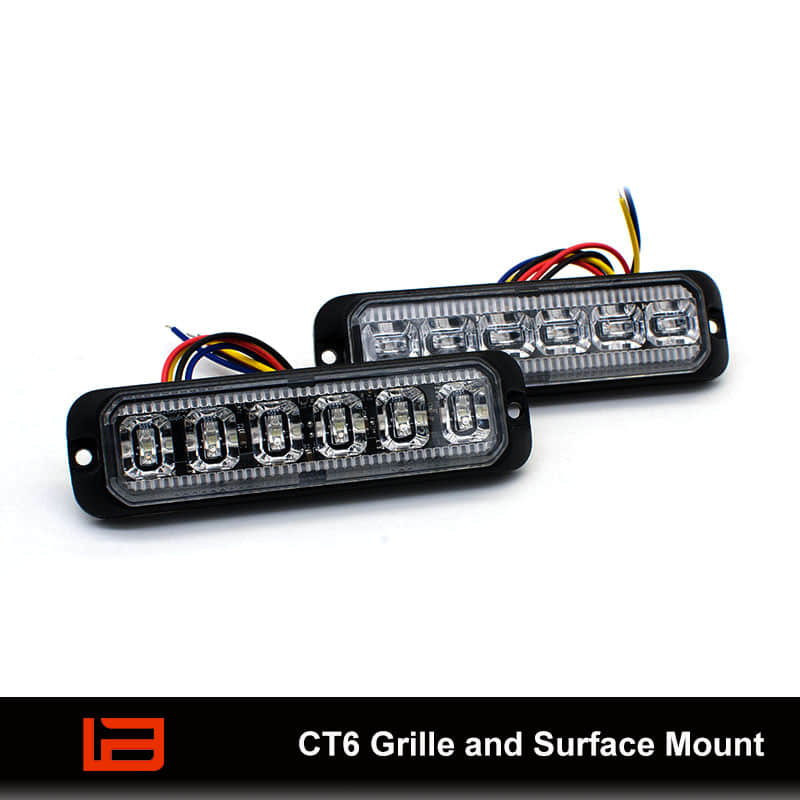 CT6 LED Grille and Surface Mount Lights