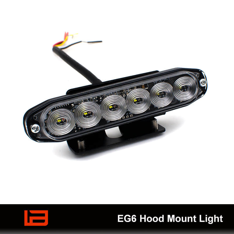 EG6 LED Strobe Lights