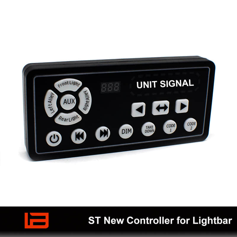 ST New Controller For Lightbars