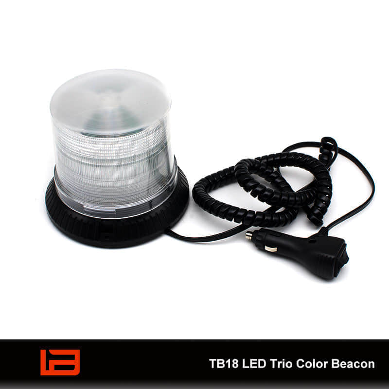 TB18 LED Trio Color Beacon