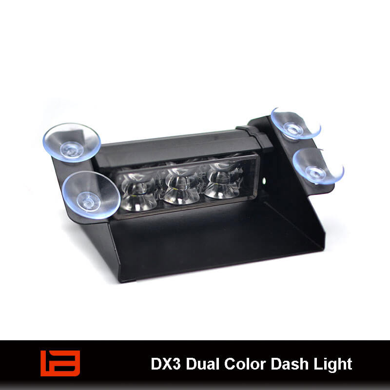 DX3 Dual Color LED Dash Light