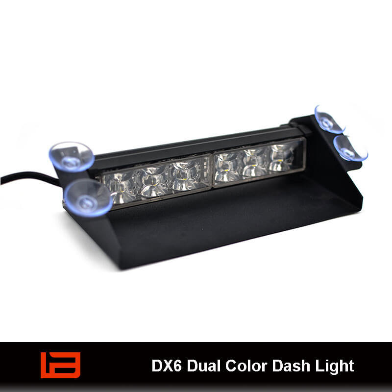 DX6 Dual Color LED Dash Light