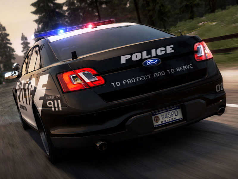 How Does Ford Name Its Police Car?