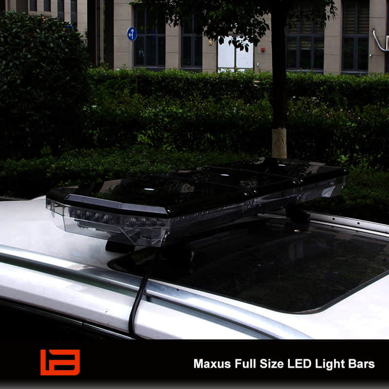 Maxus Full Size LED Light Bars