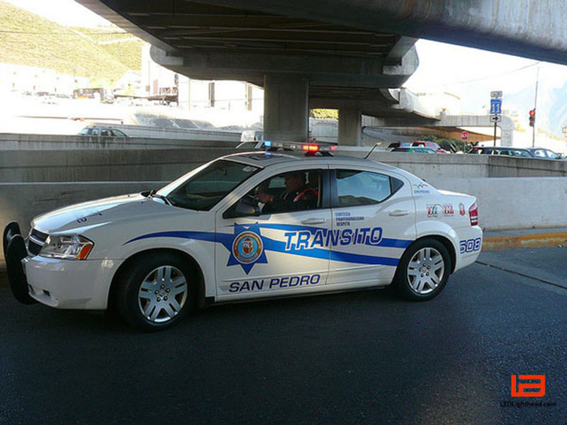 Street Photos of The USA Police Vehicles
